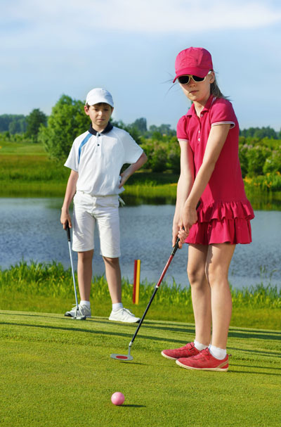 Free Golf For Kids Ace Golf Ranges